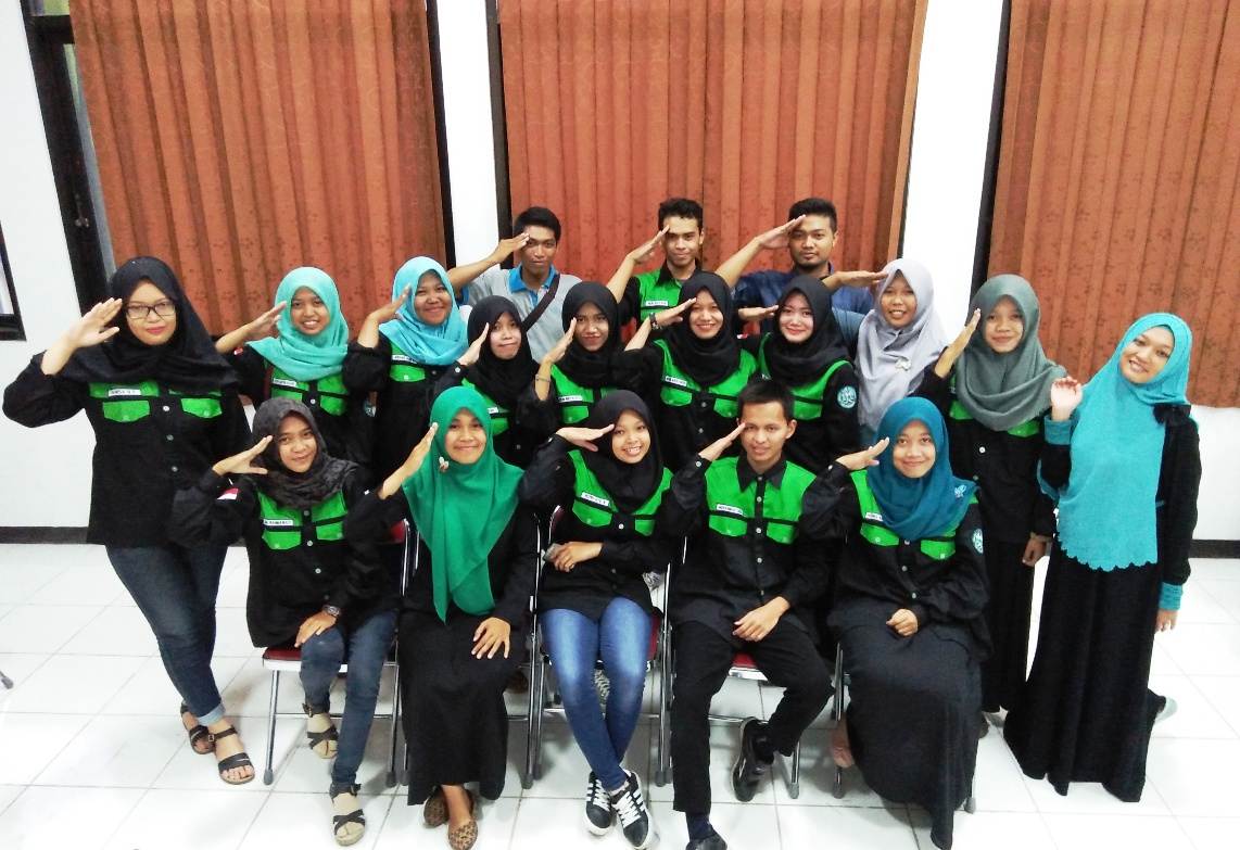 RE-ORGANISASI SLC (Sharia Law Community) PERIODE 2017/2018
