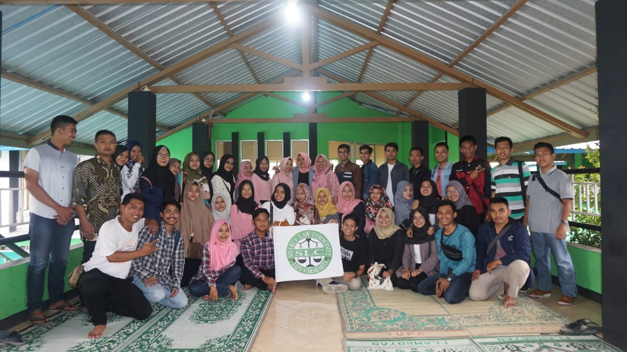 Sharia Law Community Milad Ke-4 Tahun