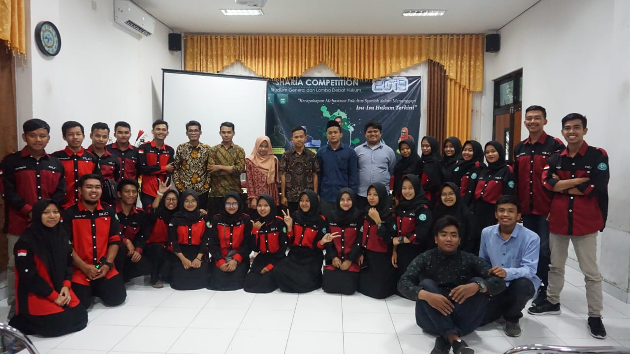Studium General Awali Sharia Competition SLC 2019